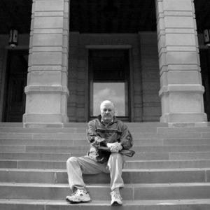 Bill Wickersham, photographed in 2020.